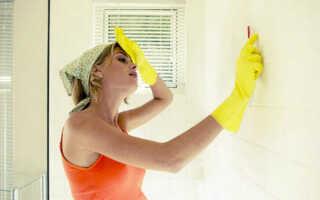 Все способы как помыть декоративную штукатурку на стенах