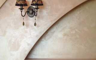 Как наносить декоративную штукатурку с эффектом мокрого шелка: пошаговые инструкции