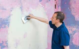 Правила нанесения жидких обоев на краску: как правильно подготовить окрашенную стену