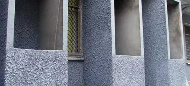 Способы нанесения декоративной штукатурки Шуба: для наружных и для внутренних работ