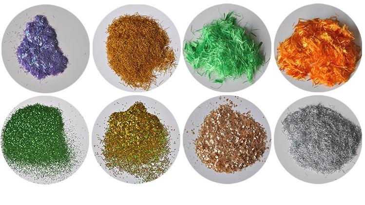 Декоративные добавки для жидких обоев